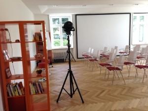 Coaching Lounge Schulungsraum
